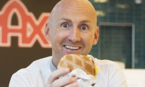 Richard Bergfors, vd Max Hamburgerrestauranger