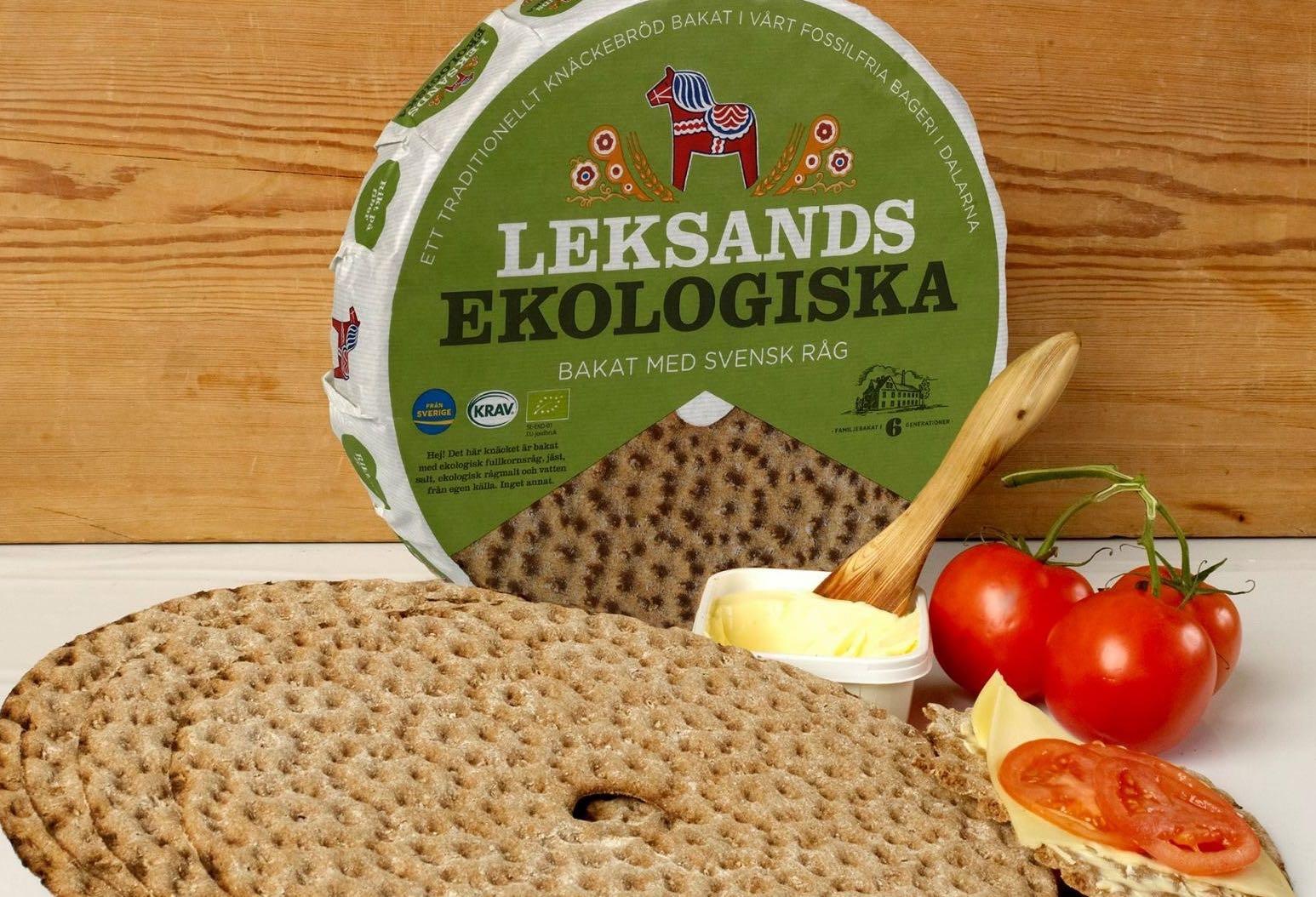 Bara svensk spannmål i knäckebrödet