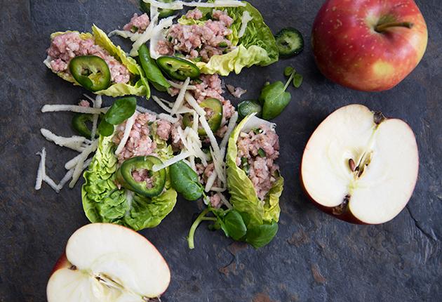 Recept äpplen Från Sverige