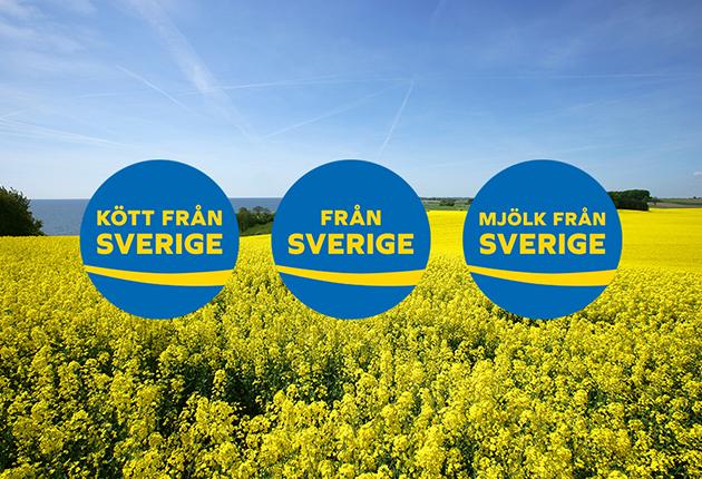 Märket gör det enkelt att hitta och välja svenskt