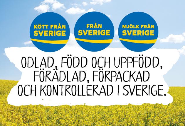 Nytt om regelverket för Från Sverige 2020