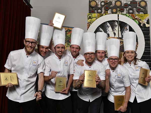 Här är finalisterna för Årets Kock 2019