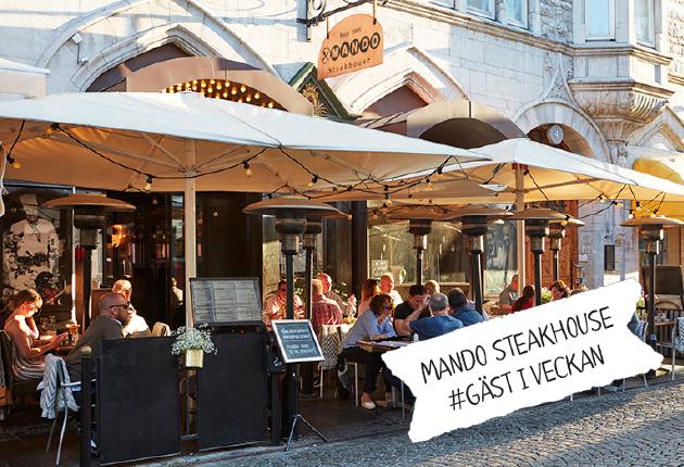 Anrika Mando i Malmö – nu på vår Instagram