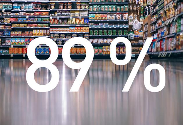 Ökat förtroende för livsmedelsindustrin