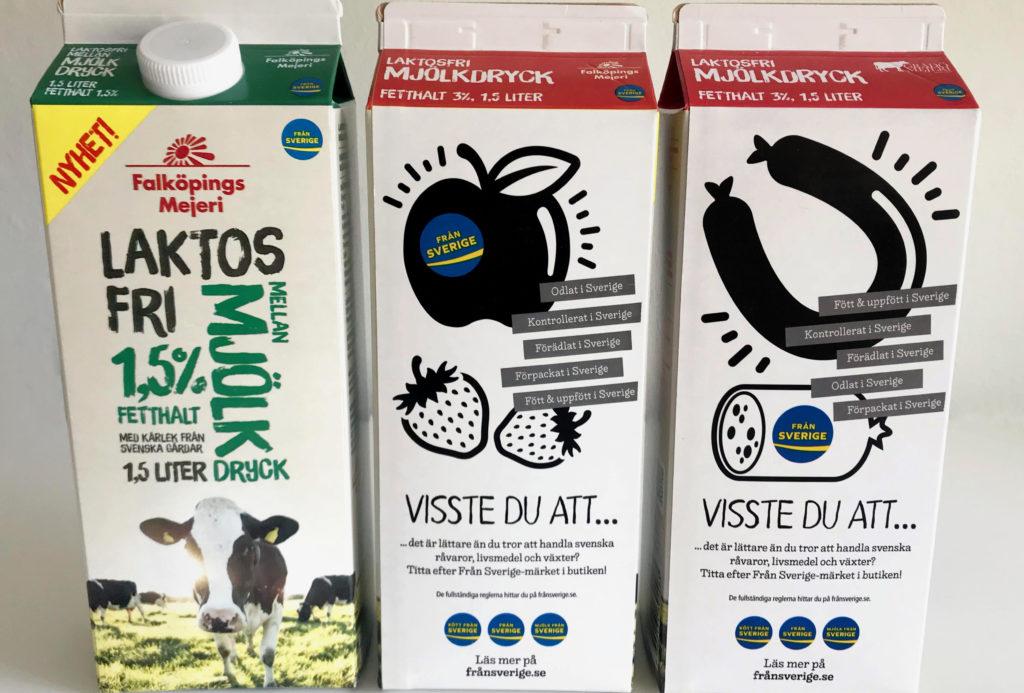 Falköpings laktosfria mjölkdryck