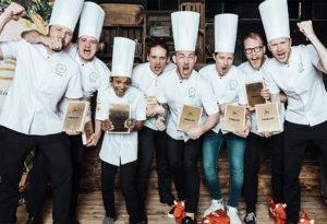 Årets kock finalister