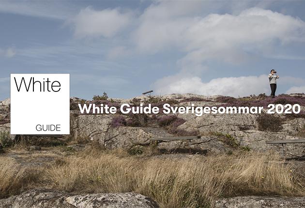 White Guide Sommarsverige 2020 svemestertipsar!