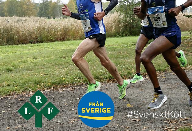 Från Sverige ny sponsor när Lidingöloppet satsar svenskt