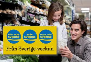 FRån Sverige-veckan 2020 i butik