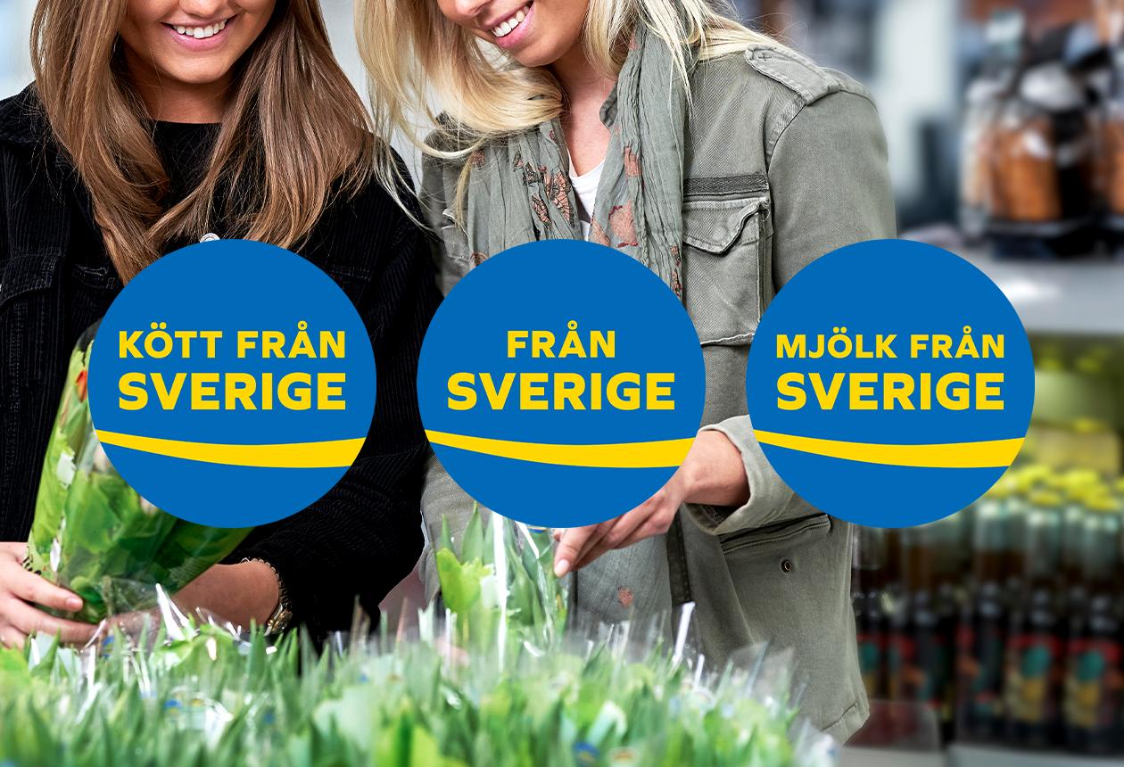 Därför ska du titta efter Från Sverige-märket