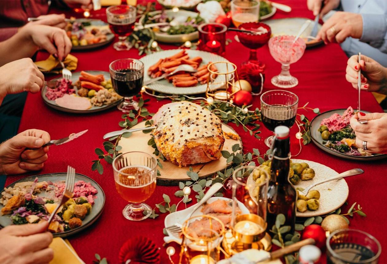 Godare jul — med Från Sverige-resan i Land
