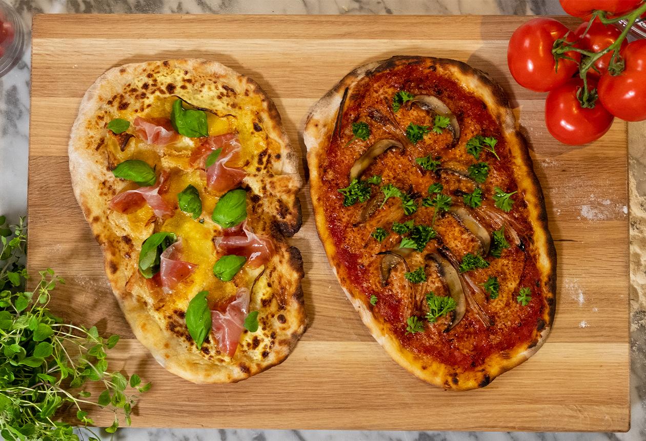 Nyårspizza Från Sverige — Ludwig Tjörnemo