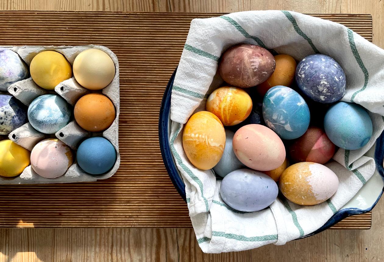 ägg naturligt