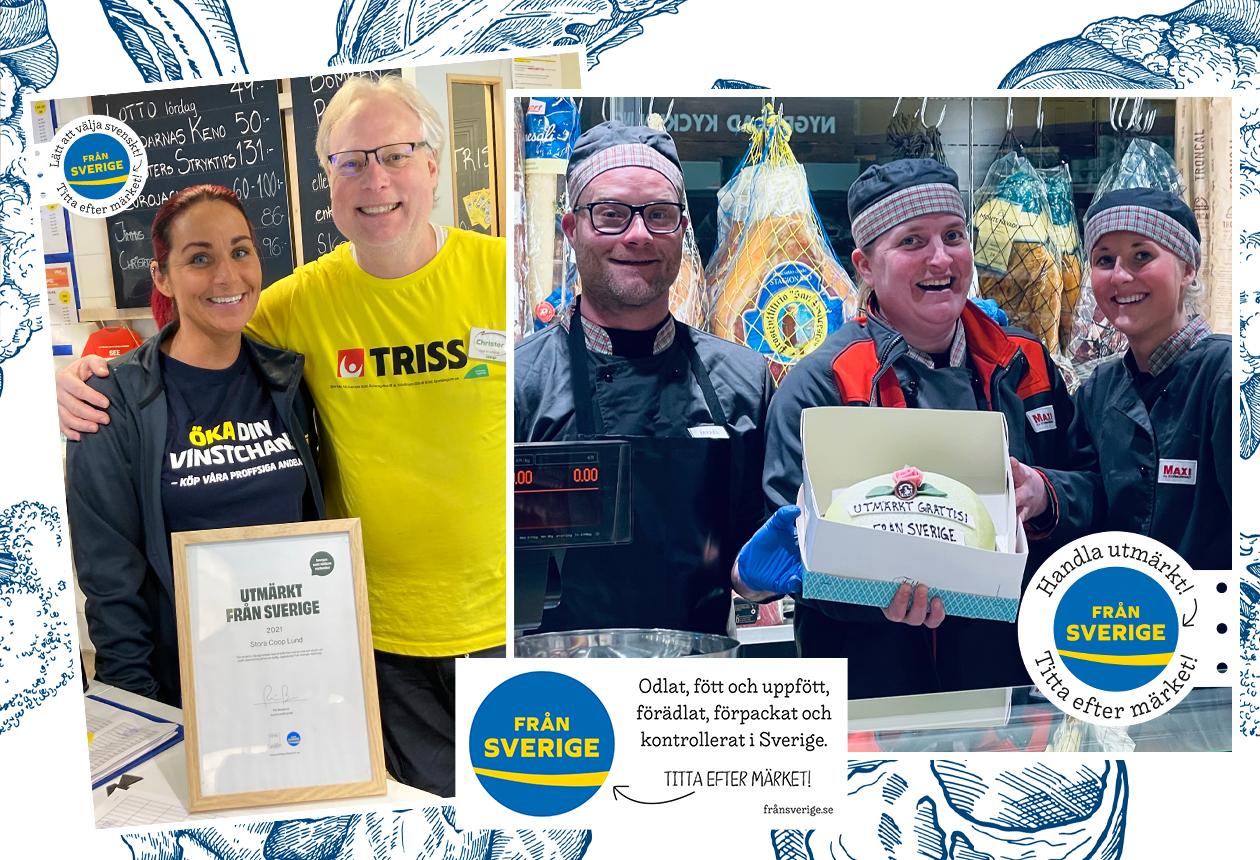 Vinnarna i kategori Från Sverige – här är butikerna
