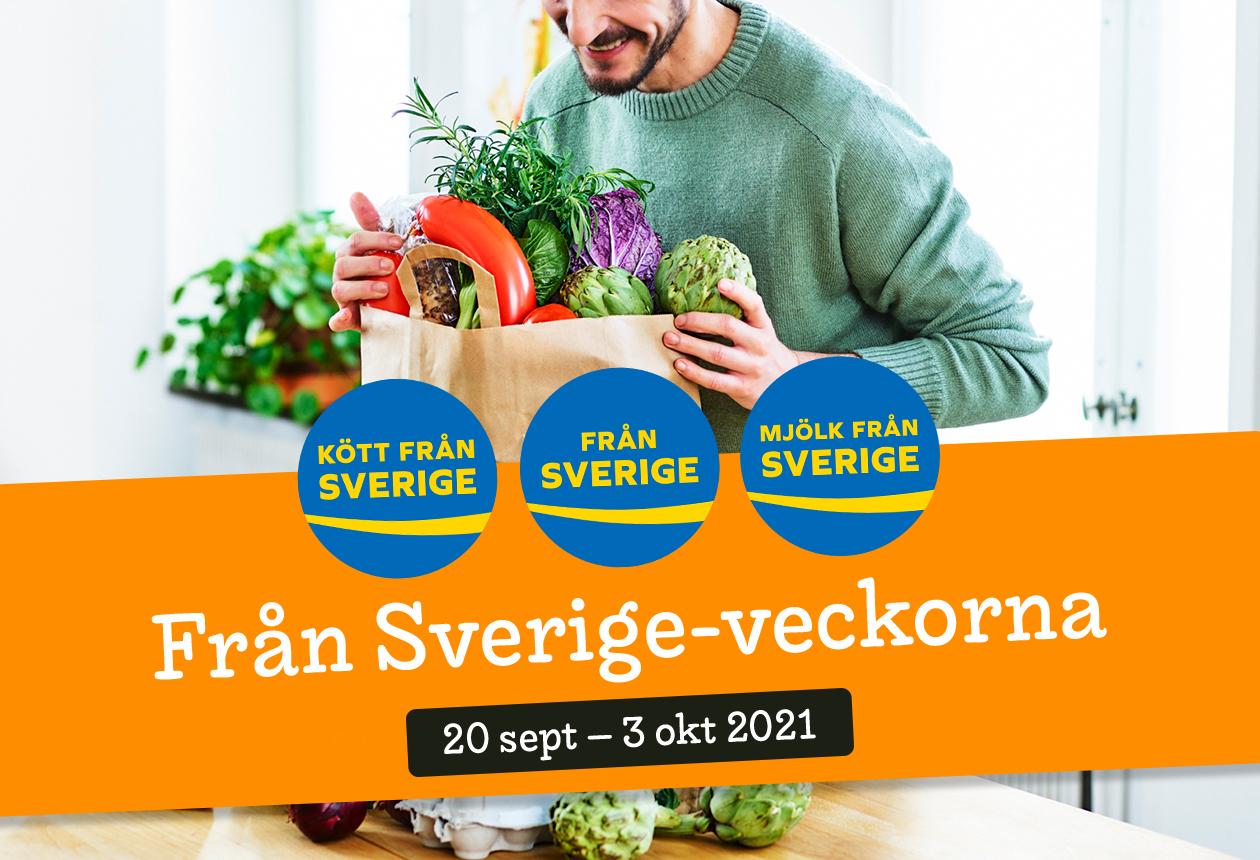 900 butiker skyltas i satsning för svenska varor