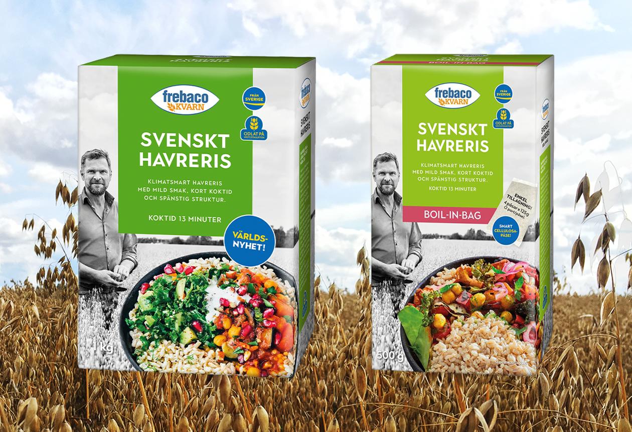 Svenskt havreris – ett utmärkt alternativ till ris