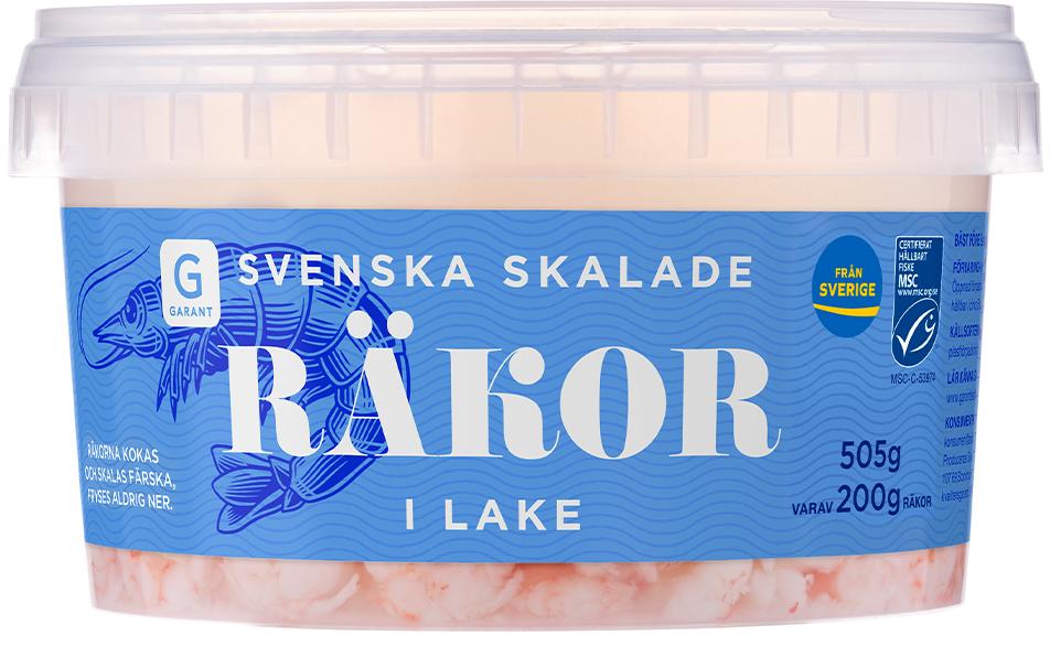 svenska räkor